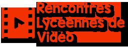 Rencontres Lycéennes de Vidéo logo